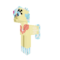 Princess skystar (my little pony movie original skin)
