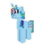 Rainbow Dash (Alicorn)