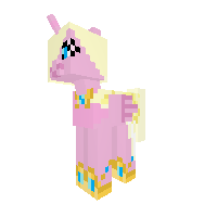Mummy pony