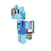 Rainbow Dash Equestria Girl