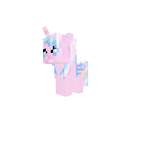 Cotton Candy with Eyes Edit