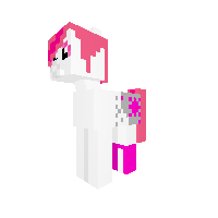 Pink Crystal Earth Pony