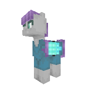 Maud Crystal Pegasus (request)