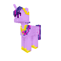 Twilight Sparkle BT (With Bling)