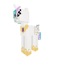 Princess Celestia Remake