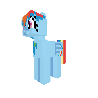 rainbow dash normalty