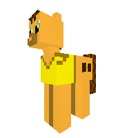 Cheese Sandwich Pony