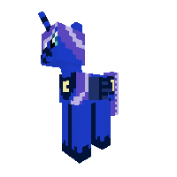 Princess Luna Pony