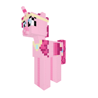 Pinkie Pie Alicorn