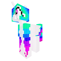 rainbow alicorn